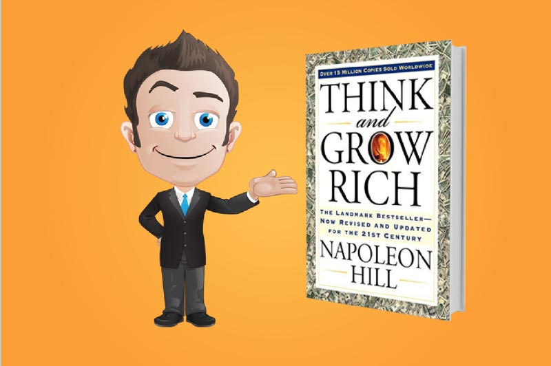 Think & Grow Rich entrepreneursgateway.com Character