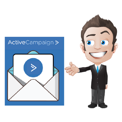 Usability Email Marketing  Active Campaign