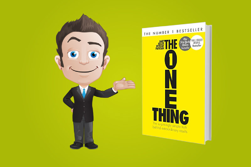 The One Thing Book Post image
