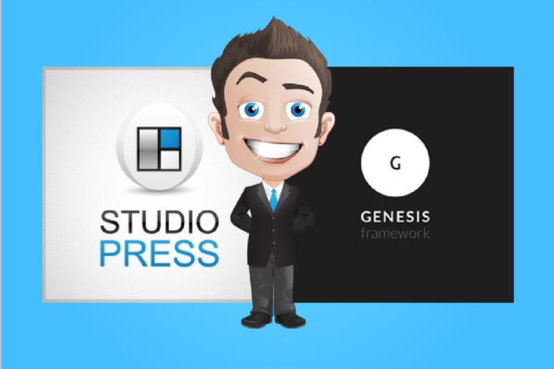 Genesis WordPress Theme Post img