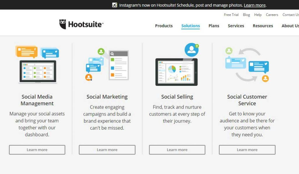 Hootsuite Solutions