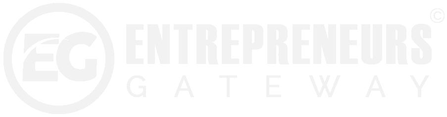 EG Logo White