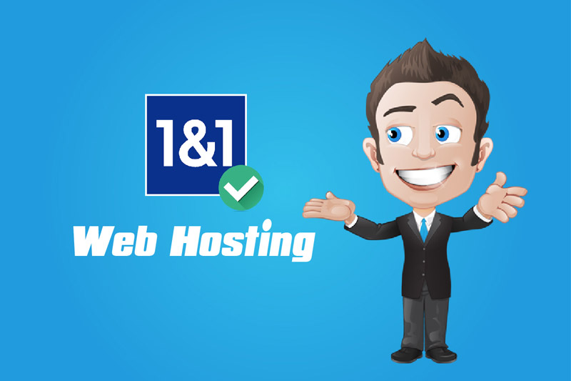 1&1 Web Hosting Review 2019 (COUPONS) Pros and Cons