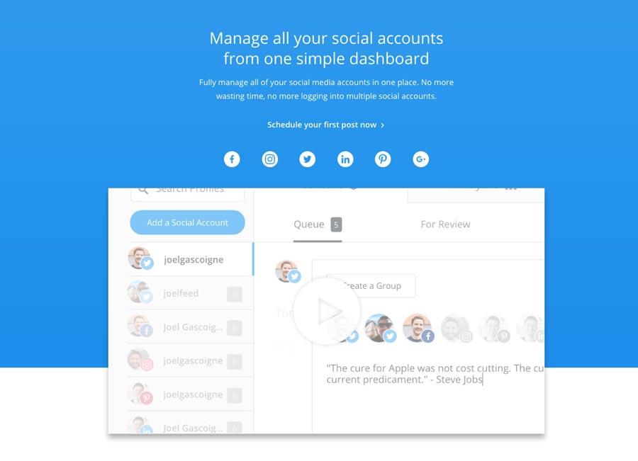 Best social media tools 35