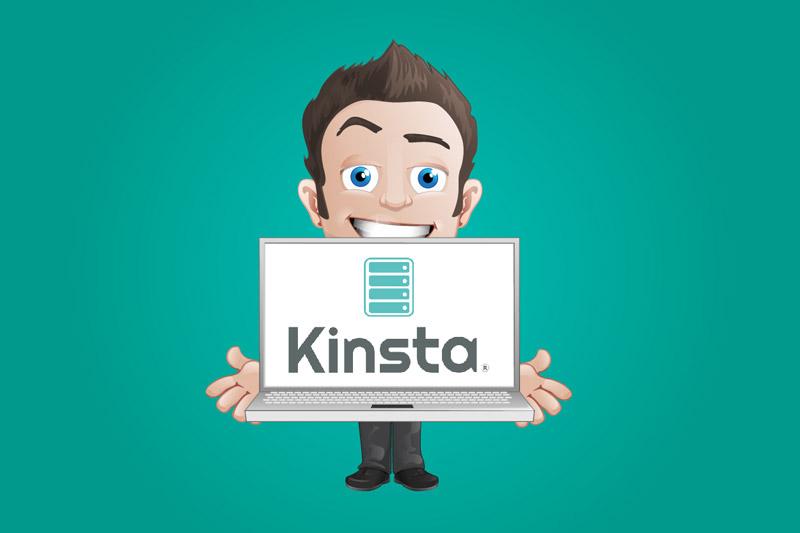 Kinsta WordPress Web Hosting