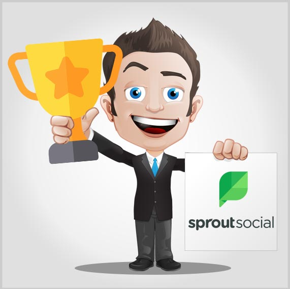Winner SproutSocial