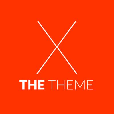 X Theme Logo