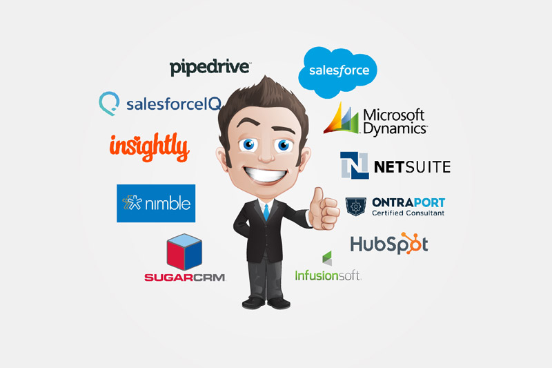 The Best CRM Software 2019 – The Definitive Review and Tutorial 2019